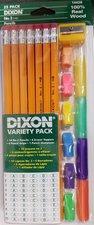 Dixon Pencil Combo 25ct #14428