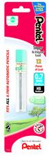 Pentel Lead 0.7mm 12ct Refill #70501
