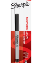 Sharpie Ultra-Fine Point Black sanf 37101