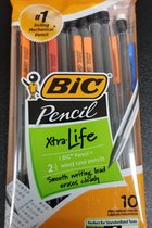 Bic Mech Pencil .7mm 10PK MPP10