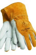 Welding Gloves MIG Goat/Cowhide Small