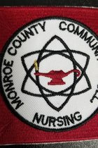 Nursing Badge M.C.C.C.