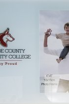 MCCC Picture Frame 4x6 with Husky Logo