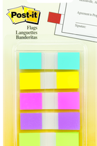 Post-it Pastel Small Flags 3m6835cb