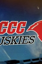 MCCC Decal Huskies